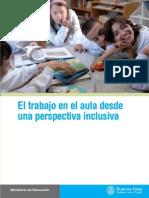 El trabajo en el aula desde una perspectiva inclusiva  Koppel-Tom+® 2009