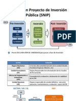 SNIP SISTEMA NACIONAL DE INVERSION PUBLICA.pptx