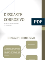 DESGASTE CORROSIVO PRESENTACION