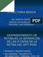 VITRECTOMIA BASICA