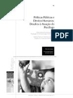 Psicologia Politicas Publicas