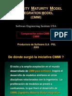 Estructura y Lógica CMMI -