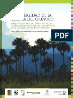 Biodiversidad Cuenca Del Orinoco 2010