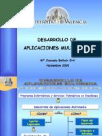 Desarrollo de Aplicaciones Informÿticas