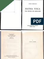 Bernard Theos - Hatha Yoga - Una Tecnica de Liberacion