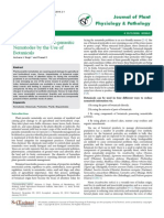 Management of Plantparasitic Nematodes by the Use of Botanicals 1MLR