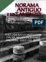 Panorama Del Antiguo Testamento - William Sanford y Otros