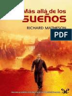 Mas Alla de Los Suenos - Richard Matheson