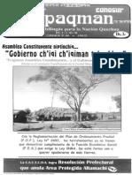 Revista Conosur Ñawpaqman 110