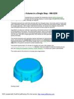 Printing _Tetrameshing a Volume in a Single Step - HM-3230