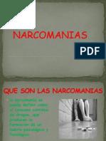 NARCOMANIAS