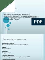 Estudio de Impacto Ambiental Rodrigo Crmona Leonardo Fuentes