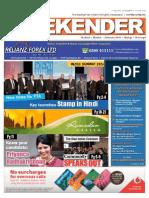 Indian Weekender Vol 6 Issue 5