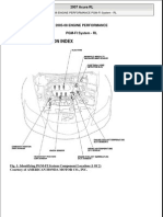 Pgm Fi System