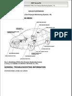 Tire Pressure Monitor