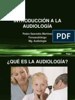 2. Introducción a La Audiología