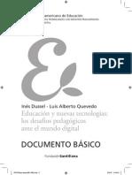Dussel y Quevedo - Educación y nuevas tecnologías