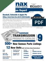 Sonnax Trans Report v5n2