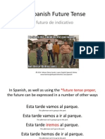 LESO the Spanish Future Tense