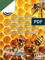 Manual de Prerrequisitos y Guia HACCP Octubre 2010