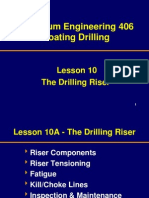 The Drilling Risers