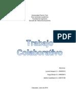 Trabajo Colaborativo (Economia)