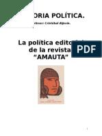 La Política Editorial de Amauta.
