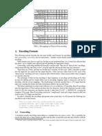 En - Encodings Format