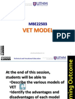 TVET Model