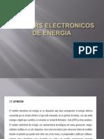 Medidors Electronicos de Energia (1)