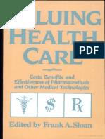 Valuing health Outcome