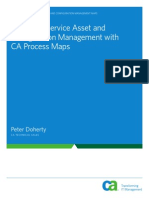 Service Asset and Configuration Management