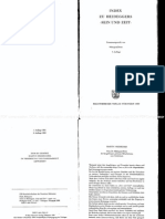 Feick - Index Zu Heideggers Sein Und Zeit 3. Auf