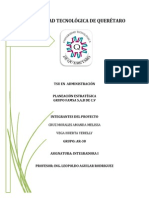 2014 003 Diagnóstico Organizacional