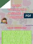 Diario Mi Segunda Jornada de Practica
