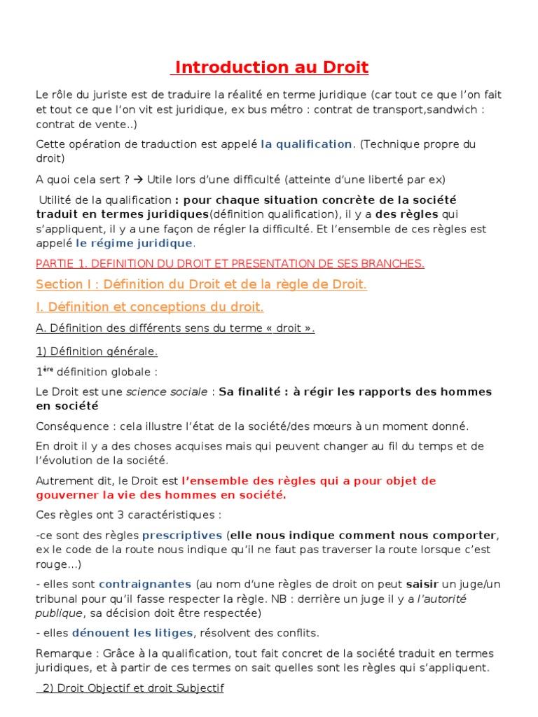 DroitLoi Naturelle Introduction Au Introduction Introduction DroitLoi Naturelle Au Au wOPkZuTXi