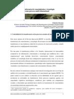 Federico Stezano. La Transferencia de Conocimientos y Tecnología Como Proceso Multi-dimensional