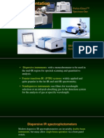 FTIR Instrumentation