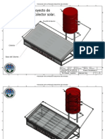 Planos Calentador Solar Termodinamica 1