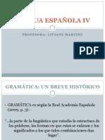 Lingua Espanhola IV