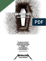 Digital Booklet - Death Magnetic