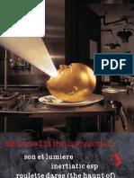 Digital Booklet - Deloused in the Comatorium