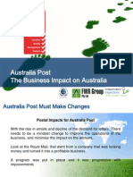 Australia Post End Of An Era Or An Opportunity To Shine