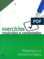 Exercicios Resolvidos e Comentados de Matematica Com Raciocinio Logico