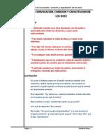 La Convocacion-comision y Capacitacion de Los Doce