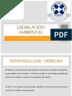 1.Legislacion Ambiental Derecho