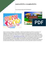 iPad Medios de comunicación y recopilación