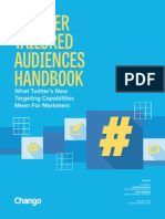 Twitter Tailored Audiences Handbook
