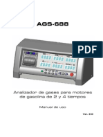 Manual AGS 688