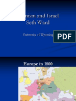Zionism and Israel.Powerpoint.3.1